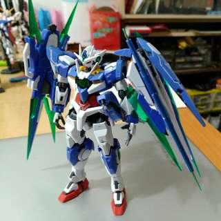 RG 00q 00 Bandai Gundam 高達 素組 已砌 完成品