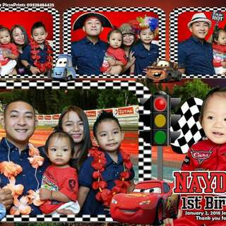Affordable photobooth for all events