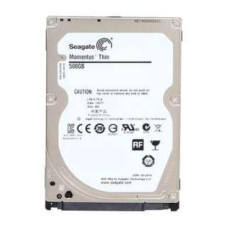 Seagate 500GB Hard Drive