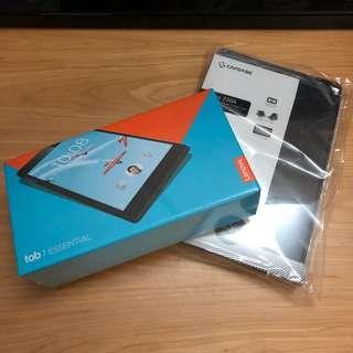 Lenovo Tab 7 Essential 16GB w/ CAPDASE folder case