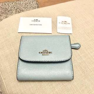 🌷Coach Wallet Ladies Small New Authentic BNWT