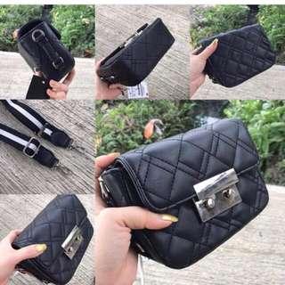 Zara double lock ori import