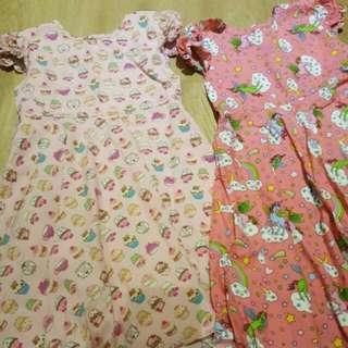 5T girl's dresses