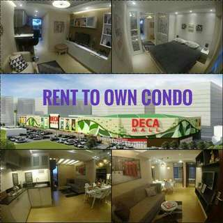 Rent to own condo