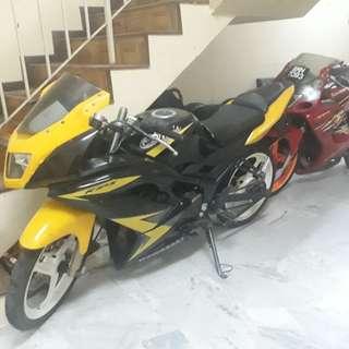 Ninja 150RR KR buy 1 free 1