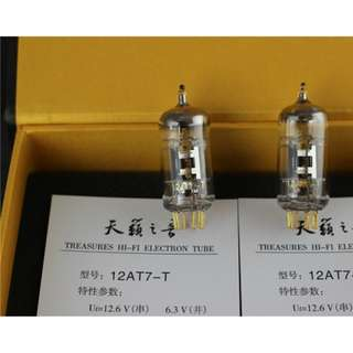 (天籁) 12AT7-T / ECC81 Tube - Treasure