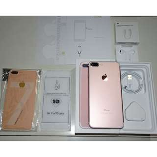 iPhone 7 Plus 256GB Rose Gold / iPhone7 Plus 256G 玫瑰金 (Ref:7PRG-256)
