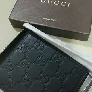 AUTHENTIC GUCCI WALLET FOR MEN