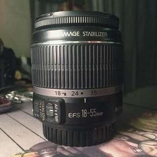 Canon 18-55mm Kit Lens