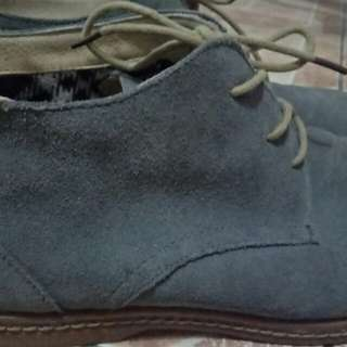 Mens Casual suede shoes