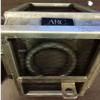 ARC Air Induction Box EVO 7/8/9/Airtrek
