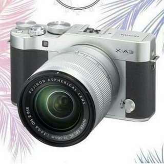 Fujifilm XA3 black - Digital Cam