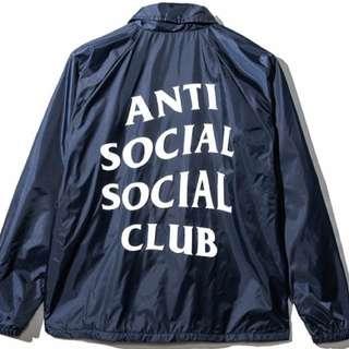 AntiSocialClub X Period Correct Coach