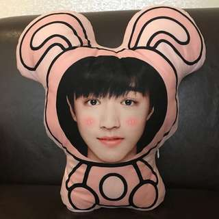 Pillow with your own face!