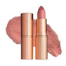 Charlotte Tilbury Bitch Perfect Lipstick Pillowtalk Almost New