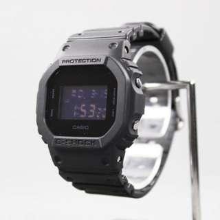 Brand New Stealth Black DW5600 Casio Gshock DW5600BB FREE DELIVERY Unisex Watch