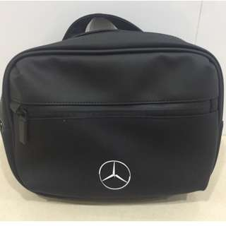 Pouch Bag - Black - original from Mercedes