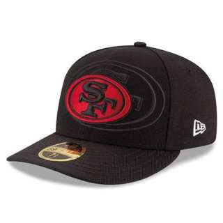 New Era Cap San Francisco 49ers 2016 Alt Sideline Official Low Profile 59FIFTY Fitted Hat
