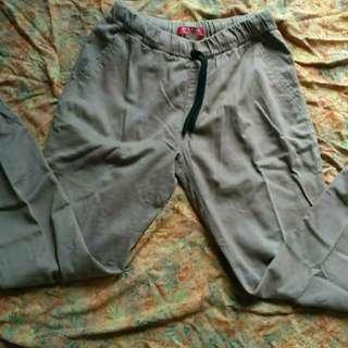 Brown Jogger Pants