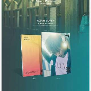 [Preorder] Kim Sung Kyu- 1st album [10 Stories]