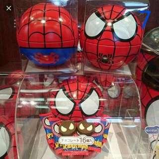 USJ 蜘蛛俠spiderman朱古力