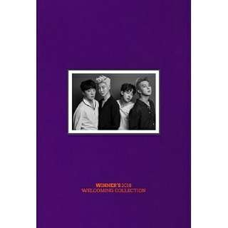 [Preorder] Winner 2018- Welcoming Collection