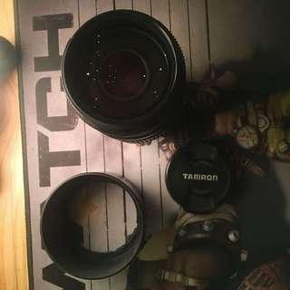 Tamron 70-300mm F3.5 Telephoto-Macro Lens