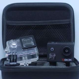 "Action cam ""Sbox 12MP"" free tongsist"