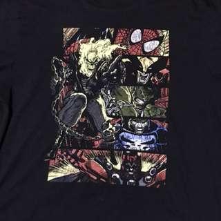 Marvel tshirt by mad engine size large