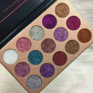Beuty glazed 15 eyeshadow
