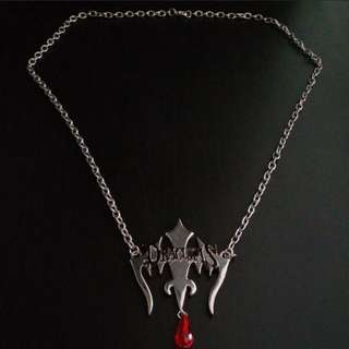 BN! Dracula Chain Necklace!