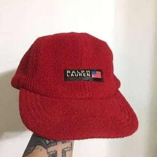 🚚 Ralph Lauren 90s 帽子
