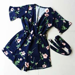 Jumpsuit Flower NEW 100%