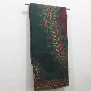 Exotic fabrics