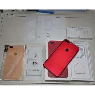 iPhone 7 Plus 256GB (PRODUCT)Red / iPhone7 Plus 256G 紅 (Ref:7PR-256)