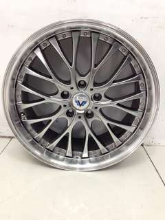 "18"" Staggered sport rim only 5x114.3"