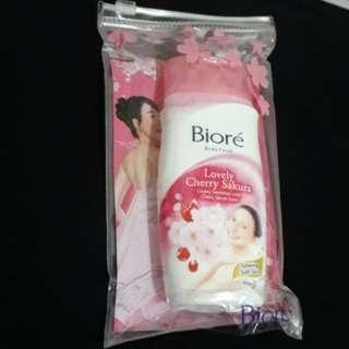Biore Body Foam New