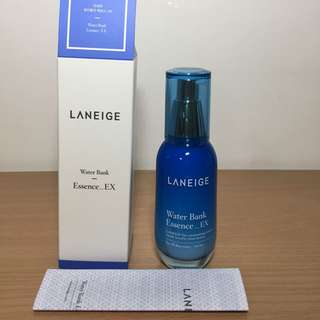 Laneige Essence EX Water Bank