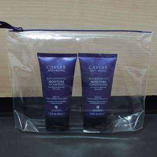 Alterna Shampoo & Conditioner Travel Set