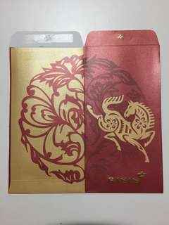 Horse Red Packet Angbao Risis 2014