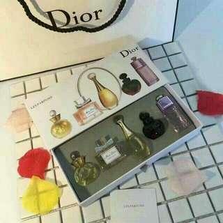 Dior perfume set