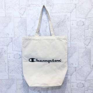🚚 Champion 手提袋 肩背袋 環保袋