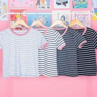 Stripes t-shirts