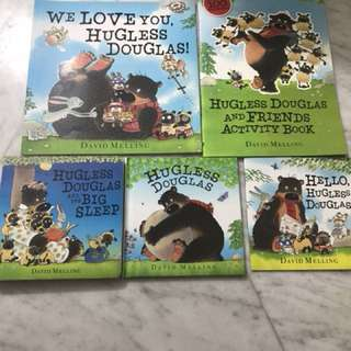 Hugless Douglas series