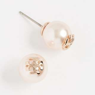 Tory burch stud earrings