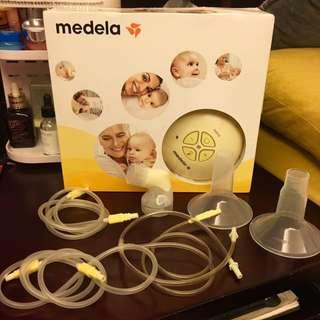 Medela 配件 可用於 swing 思韻型電動單泵喉 泵奶器 喇叭 鴨嘴