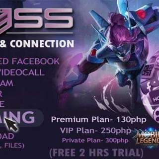 Boss VPN unli internet