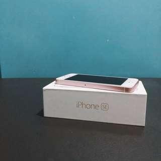 iPhone SE 64 GB -- 19k