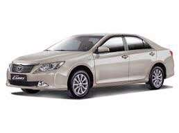 Camry 2.4 for rent