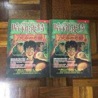 Harry Potter (mandarin version)